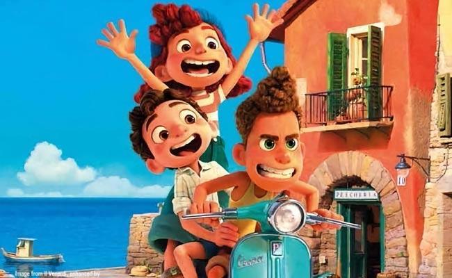 Luca Movie 2021 Review Luca Telugu Review - Sakshi