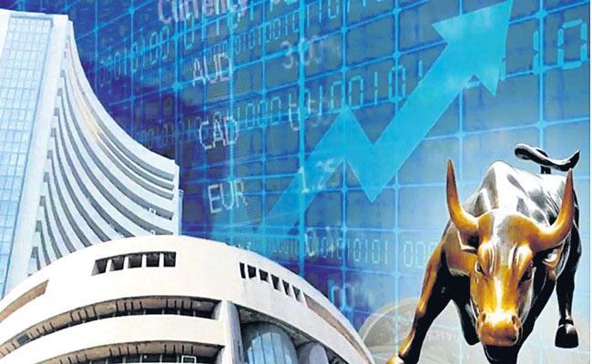 Sensex closes up 230 points, Nifty at 15,747 points - Sakshi