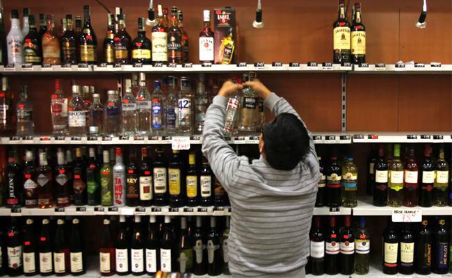 Liquor Firms Concentrating On Digital Campaign - Sakshi