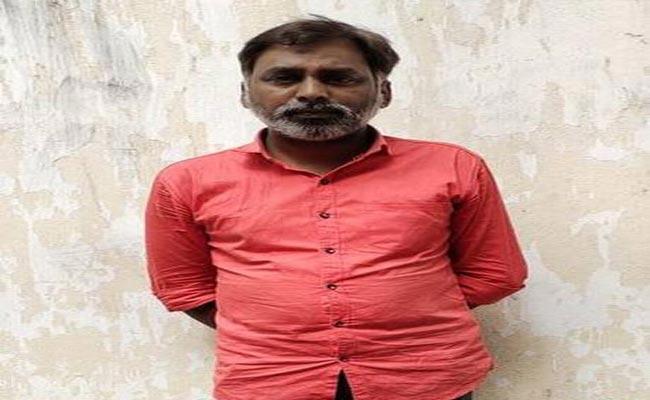 Police Arrested A Man Who Impersonating KCRs Secretary - Sakshi