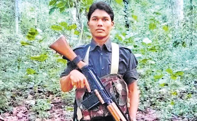 Maoist Telangana Secretary Haribushan Lost Breath - Sakshi