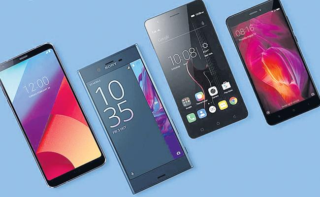 India Share 45 Percent In Mobile Phones - Sakshi