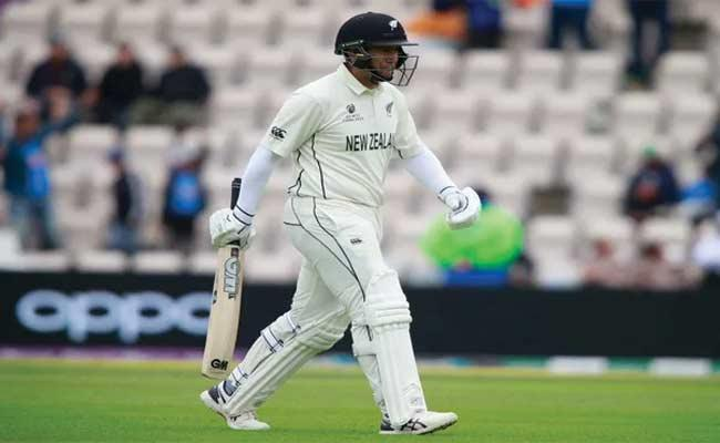Two People Evicted From Stadium Racist Abuse At Ross Taylor In England - Sakshi