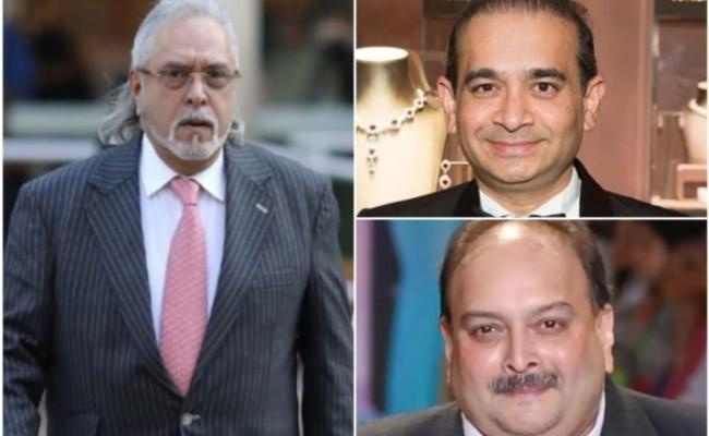 ED transfers Rs 9371 cr Assets Seized from Mallya, Nirav, Choksi To PSBs - Sakshi