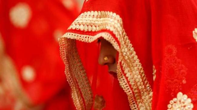 Uttar Pradesh Bride Slaps Groom After Wedding Return to Her Home - Sakshi