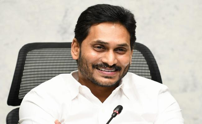 AP Chief Minister YS Jaganmohan Reddy Replied To Chiranjeevi Message - Sakshi