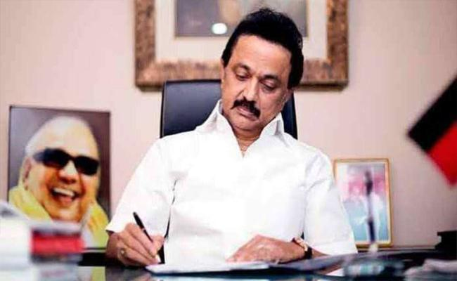 MK Stalin Urges Nine CMs To Oppose Draft Indian Ports Bill - Sakshi