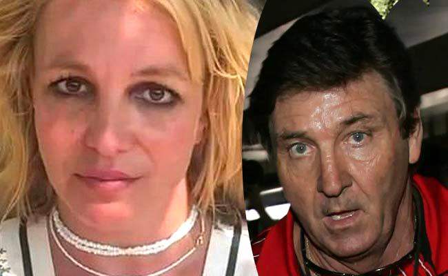 Britney Spears Sensational Allegations On Father James Guardianship - Sakshi