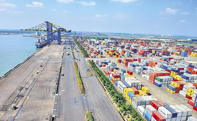 Changes have to be made in the ports bill - Sakshi