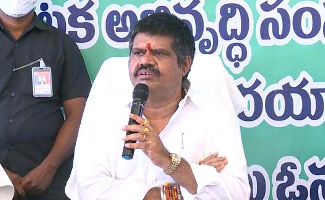 Minister Avanthi Srinivas Review Meeting On Boating - Sakshi