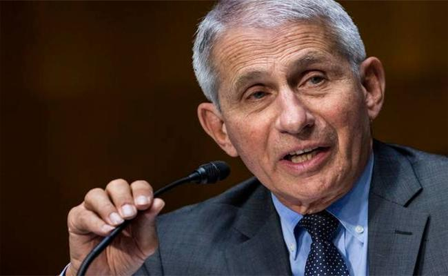 Delta Variant Greatest Threat To US COVID-19 Efforts: Dr. Fauci - Sakshi