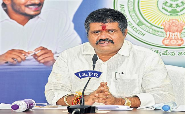 Avanthi Srinivas says that Permission to enter tourist areas from today - Sakshi