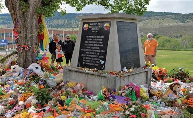 751 Children Bodies Found At Indigenous School In Canada - Sakshi