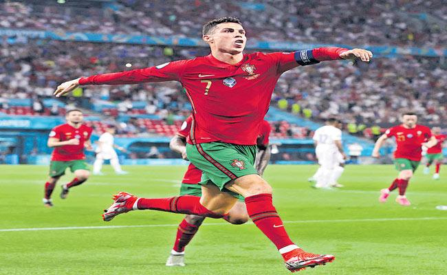 Portugal, Germany in the pre-quarters in Euro Cup - Sakshi
