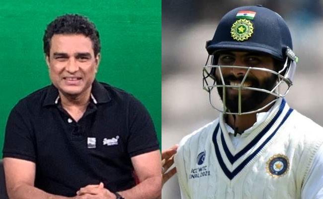 Ravindra Jadeja Was Picked For His Batting In WTC Final But It Backfired Says Sanjay Manjrekar - Sakshi