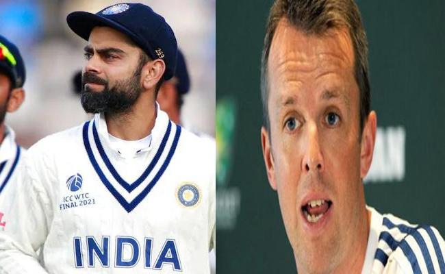 Graeme Swann: Removing Virat Kohli As Captain Would Crime Against Cricket - Sakshi