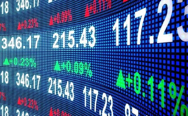 Sensex Gains 226 Points, Nifty Ends Above 15850 led by Metals - Sakshi
