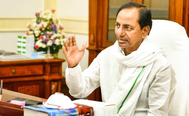 CM KCR Orders To Build State Chamber In Every Collectorate - Sakshi