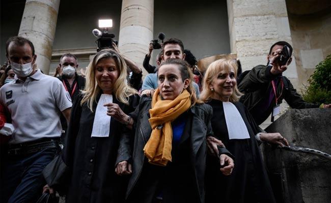 France Tortured Wife Valerie Bacot Freed From Husband Assassinate Case - Sakshi