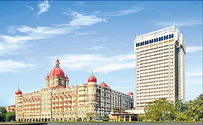 Taj named world strongest hotel brand by Brand Finance  - Sakshi