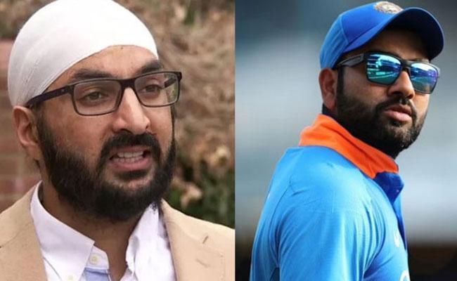 Monty Panesar Said Rohit Sharma Should Be Named India T20 Captain - Sakshi