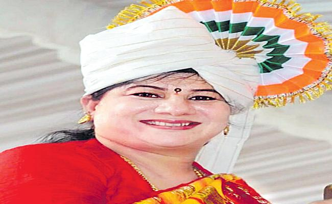 Sunitha Mudiraj Appointed As Telangana Mahila Congress President - Sakshi
