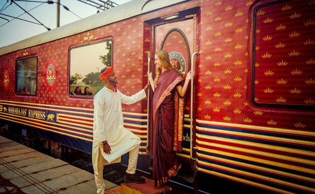Take A Look at India Most Luxurious Trains - Sakshi