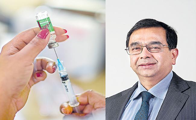 Dr. Srinath Reddy Interview With Sakshi On Delta Plus Variants