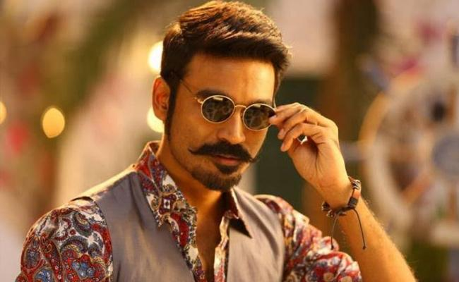 Actor Dhanush To Spend Huge Budget For His New House In Poes Garden - Sakshi