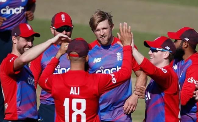England Clean Sweep Three Match Series Aganist Srilanka - Sakshi