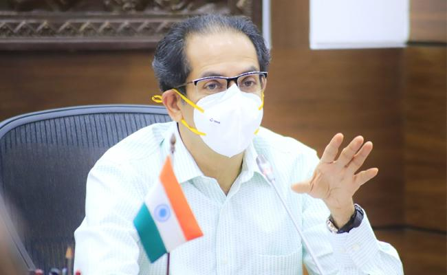 CM Uddhav Thackeray slammed Devendra Fadnavis for demanding the restoration of OBC quota - Sakshi