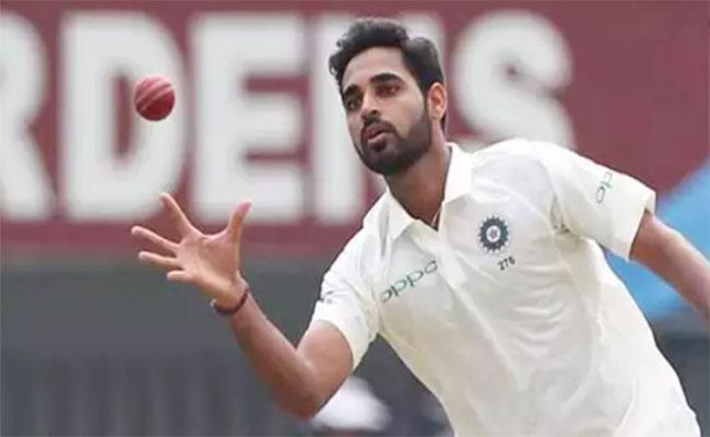 Not Taking Bhuvneshwar Kumar To England Is A Huge Mistake Says Sarandeep Singh - Sakshi