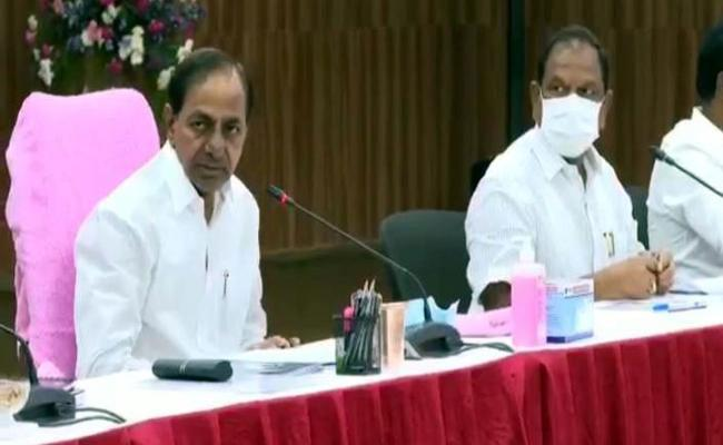 Kcr All Party Meeting End Prepare Guidelines For Cm Dalit Empowerment Scheme Provides 10 Lakhs - Sakshi
