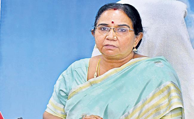 Poonam Malakondaiah Says We provide support pricing for each crop - Sakshi