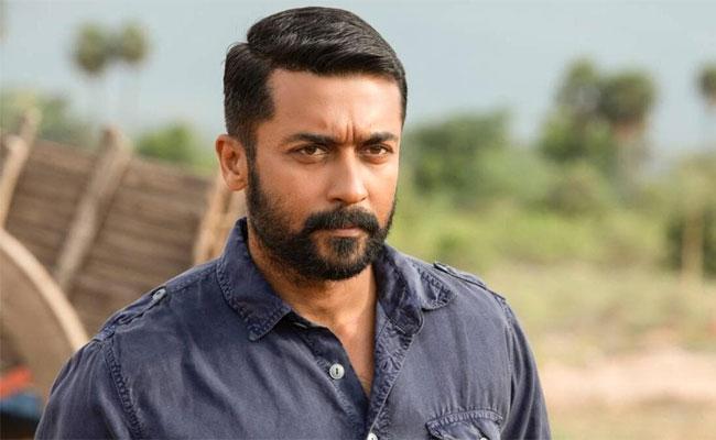 Suriya 40: Real Incident In This Movie - Sakshi