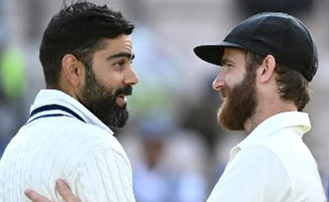 Kane Williamson Praised Virat Kohli Team India Will Win More in Future - Sakshi