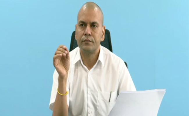 Anil Kumar Singhal Comments On Coronavirus - Sakshi