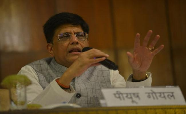 Piyush Goyal Says Many Large E-Commerce Firms Have Blatantly Flouted Laws - Sakshi