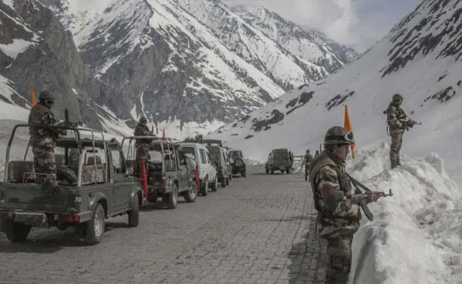 India Shifts 50000 additional Troops to Border in Historic Move - Sakshi