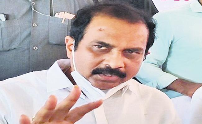 Kurasala Kannababu Says Beneficial to farmers with food processing units - Sakshi