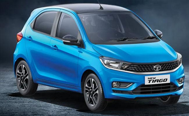Tata Tiago New Variant Launched In India - Sakshi