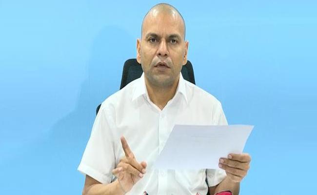 Anilkumar Singhal About Covid Vaccine Companies Bids - Sakshi