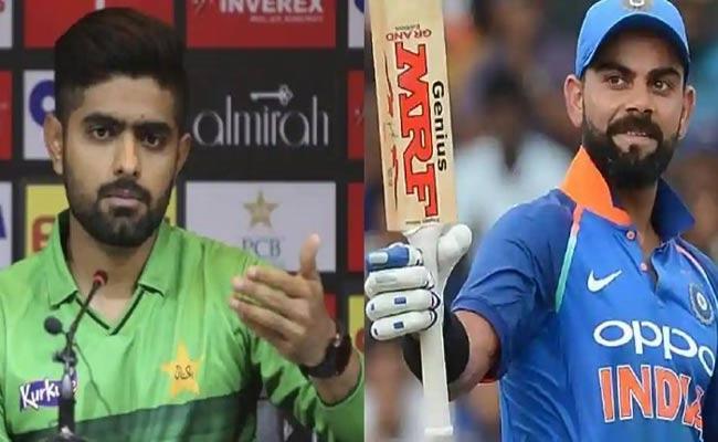 Pakistan Captain Babar Azam Opens Up On Comparisons With Kohli - Sakshi