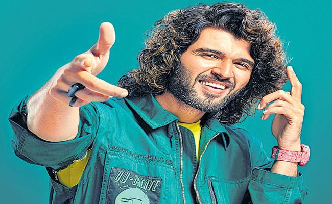 Vijay Deverakonda: Hyderabad Times Most Desirable Man 2020 - Sakshi
