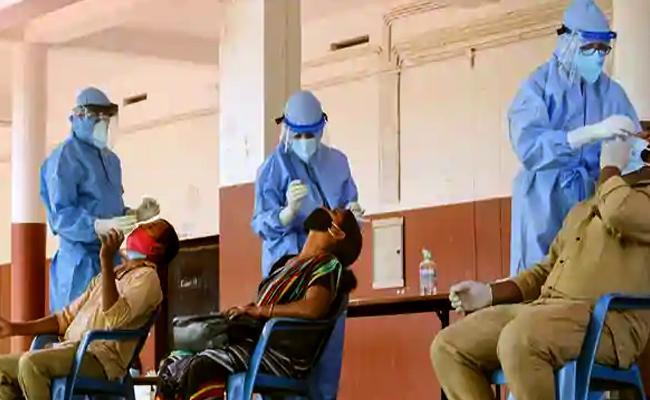 11421 New Coronavirus Positive Cases Recorded In AP - Sakshi