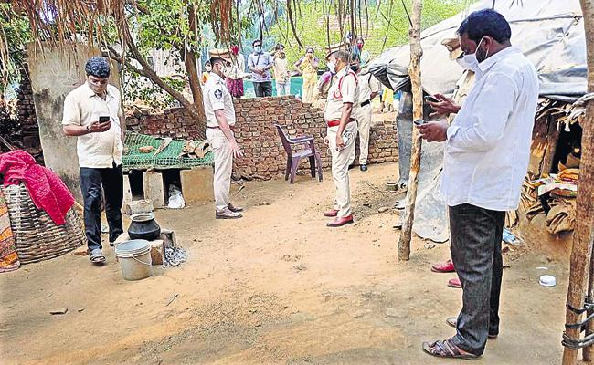 Assassination Of YSR Congress Party Activist In West Godavari District - Sakshi