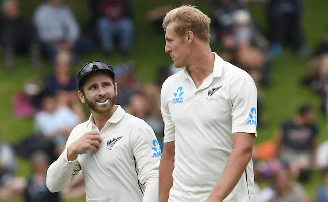 Kane Williamson Gain Top Rank Kyle Jamieson Career Best ICC Test Ranking - Sakshi