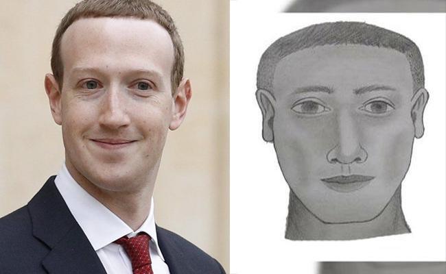 Colombian Police Announces 3 Million Dollars Reward For Resembling Mark Zuckerberg - Sakshi