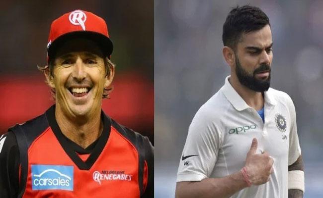 Four Indians But No Virat Kohli In Brad Hogg Best World Test Championship Team - Sakshi
