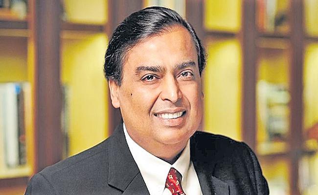 Reliance Industries chairman Mukesh Ambani draws nil salary - Sakshi